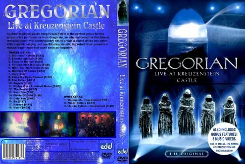 Gregorian - Live at Kreuzenstein Castle (2007) DVD9