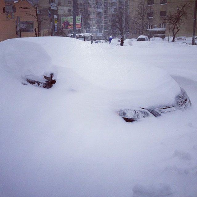 Atak zimy na Ukrainie 4