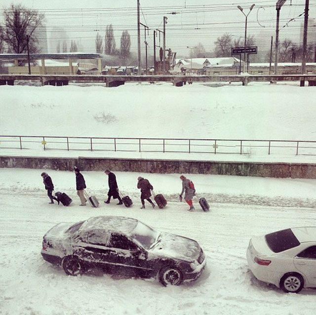 Atak zimy na Ukrainie 24