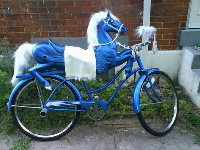 Najdziwniejsze rowery 18