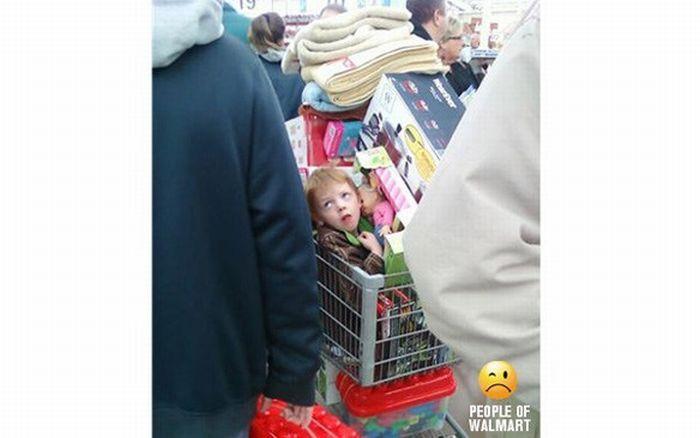 Najgorsi rodzice kupują w WalMart 3