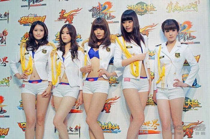 Dziewczyny z ChinaJoy 2010 43