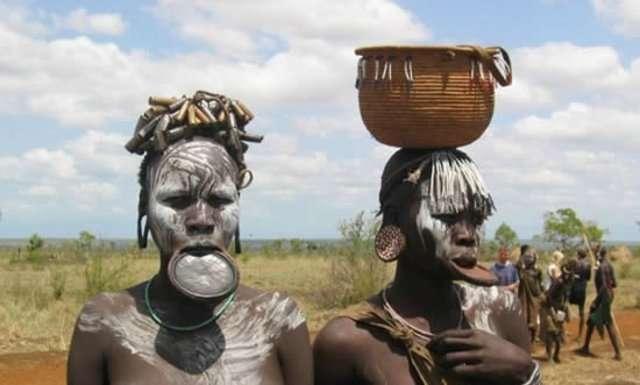Piercing po afrykańsku 7