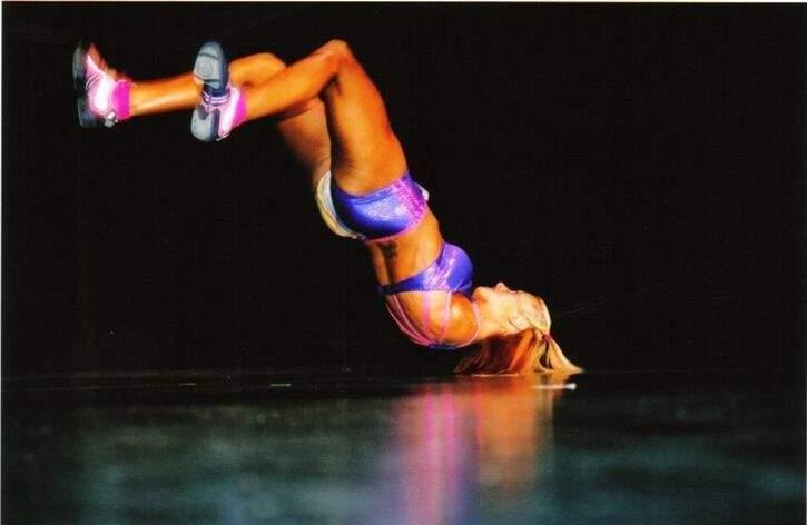 Barbie Guerra - niezwykle silna kobieta 26