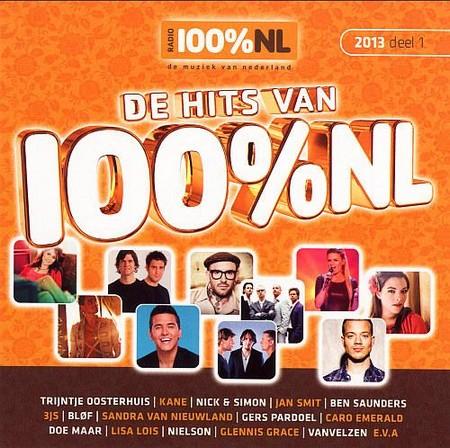 VA - De Hits Van 100% NL Deel 1 (MP3)