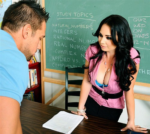 Holly West  - MyFirstSexTeacher/NaughtyAmerica - (2013/FullHD/1080p/1.05 Gb)