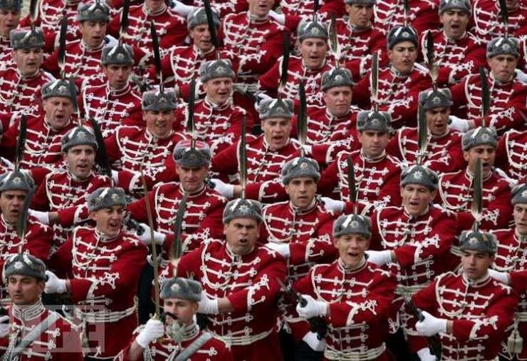 Parady wojskowe 4