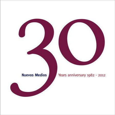 VA - Nuevos Medios 30 Aniversario (1982-2012) (2012)