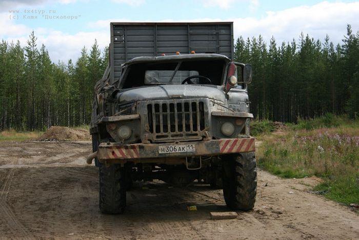 M56 Lena - najgorsza droga na świecie 34