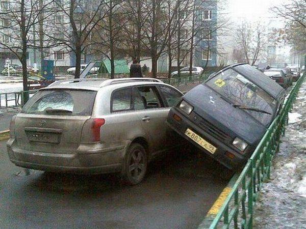 Nietypowe wypadki samochodowe 28
