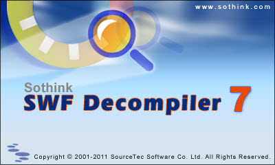 Sothink SWF Decompiler 7.4.5263 Multilingual