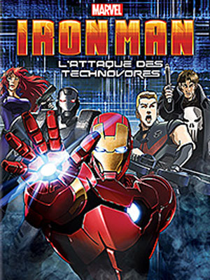Iron Man - L'attaque des Technovores 2013 [FRENCH] [DVDRiP]
