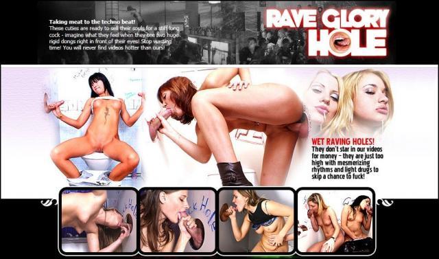 [censored] Glory hole rave xxx