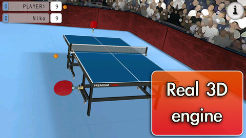 Table Tennis League 1.0 iPhone iPad and iPod touch