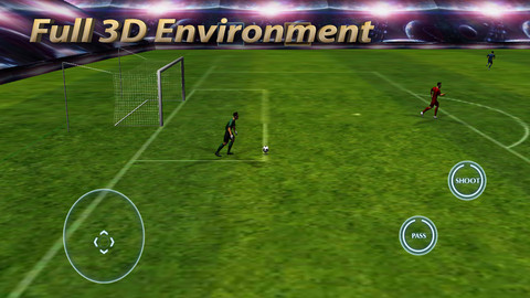 Amazing Soccer 2013 1.0 iPhone iPad and iPod touch