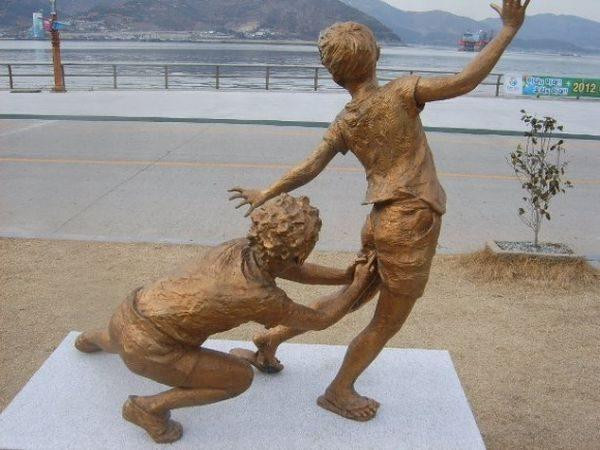 Najdziwniejsze rzeźby #2 2