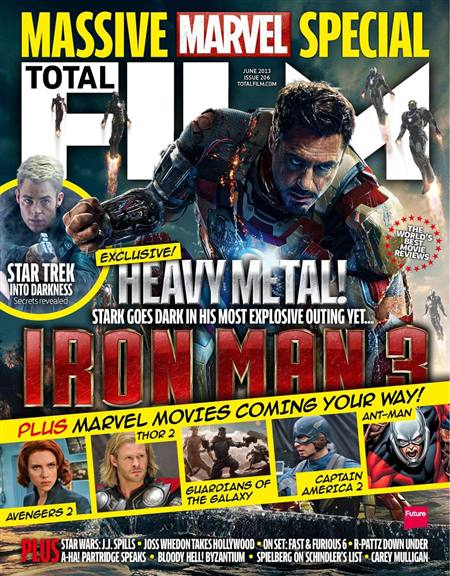 Total Film - June 2013