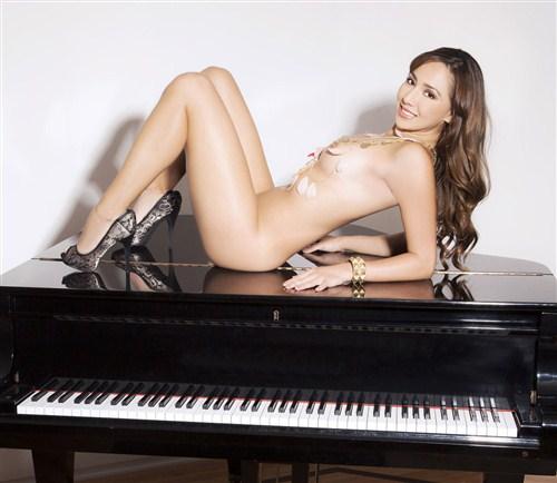 Cristal Cray - Latin Keys - Plus.Playboy - (2013/HD/720p/112.78 Mb)