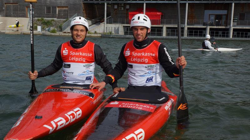 Franz Anton und Jan Benzien im KPM 2013