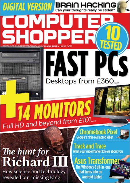 Computer Shopper - June 2013