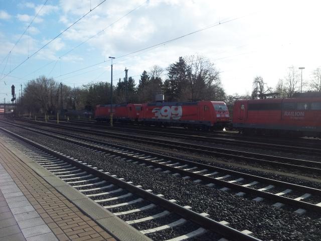 Bahnbilder Reale Bahnen