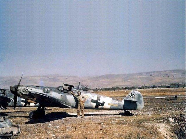 Samoloty z okresu II wojny światowej 110