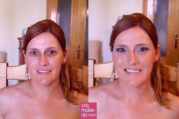 Ile zmienia makijaż? 6