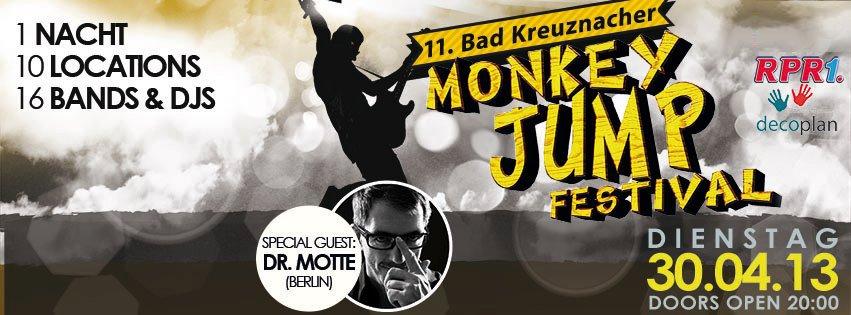 holzwurm am monkey jump festival in bad kreuznach. Black Bedroom Furniture Sets. Home Design Ideas