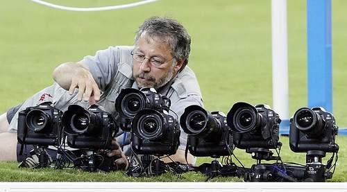 Fotografowie, czyli po drugiej stronie obiektywu 100