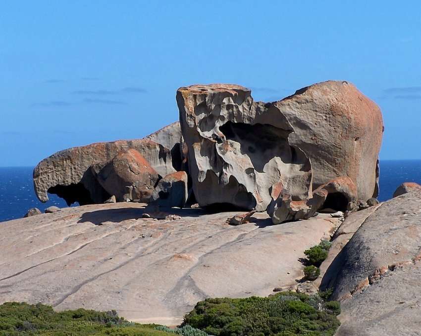 Remarkable Rocks 4