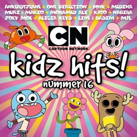 VA - Cartoon Network Kidz Hits 16 (FLAC+MP3)