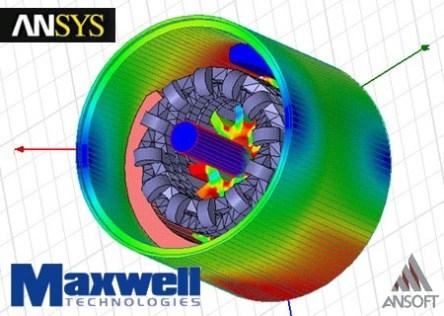 Ansys Maxwell 16.0 (32 bit)