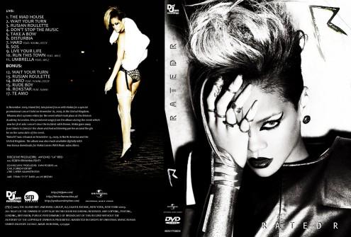 Rhiana - Rated R (2009) DVD5