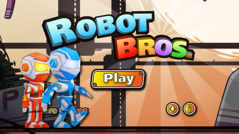 Robot Bros 1.33 iPhone iPad and iPod touch