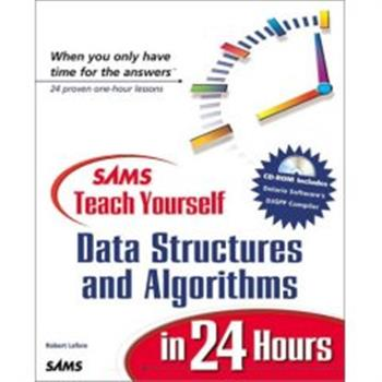 Robert Lafore, Sams Teach Yourself Data Structures and Algorithms in 24 Hours