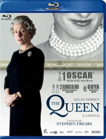 Королева / The Queen (2006) BDRip + BDRip-AVC + BDRip 720p