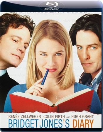 Дневник Бриджет Джонс / Bridget Jones's Diary (2001) HDRip + BDRip AVC(720p) + BDRip 720p