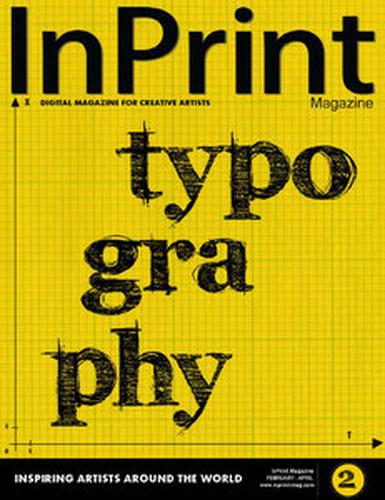 "InPrint Magazine N.2 - ""Typography"""